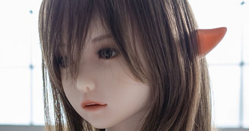 Doll Sweet Kopf ›NinaE‹ (Nina Elf)