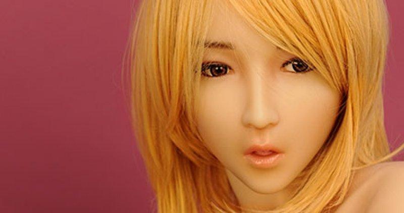 Doll Sweet Snowy Kopf