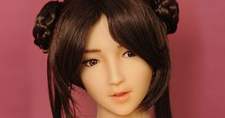 Doll Sweet Jiaxin Kopf